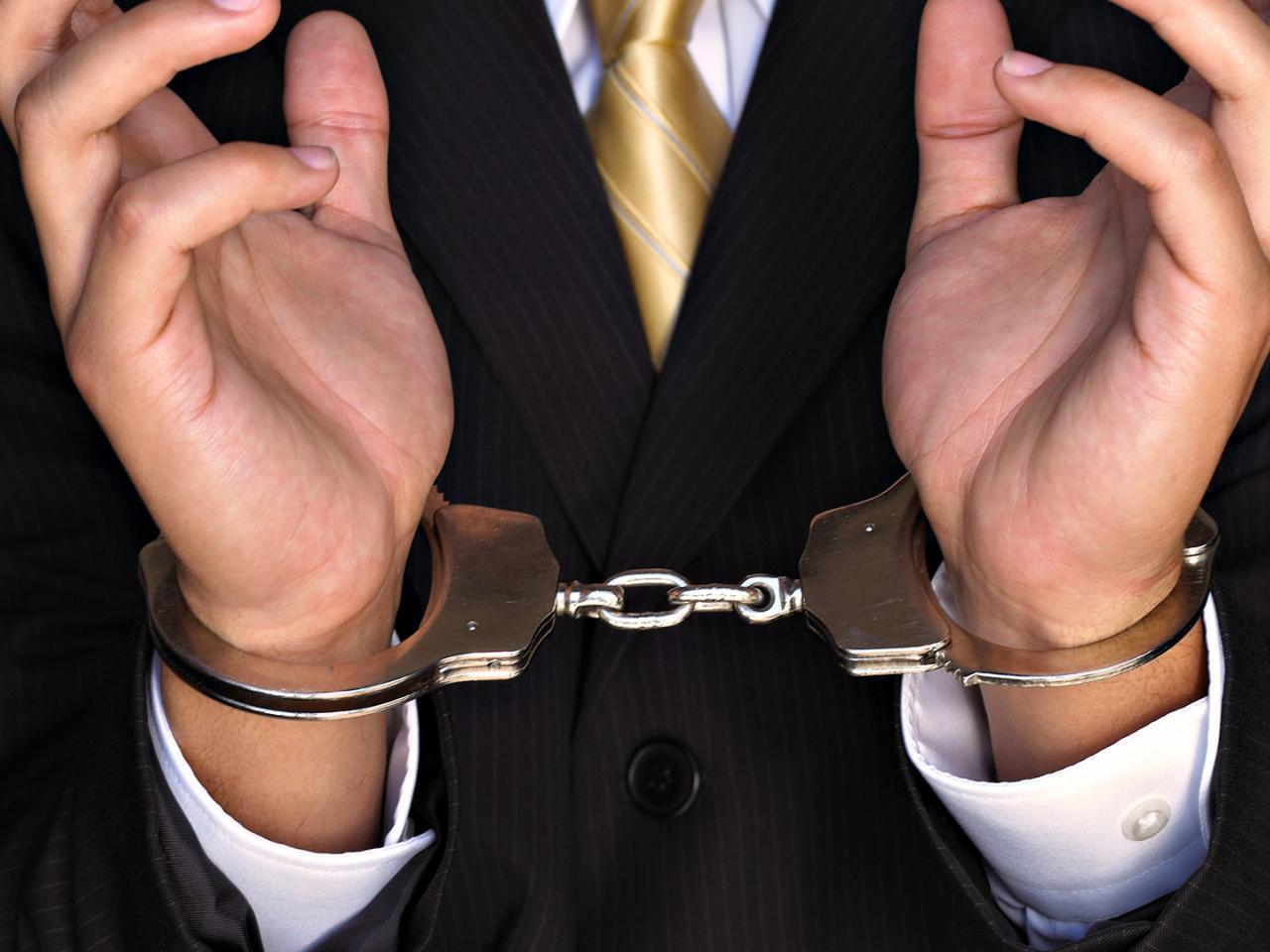 Затримання злочинця
