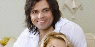 Ольга Сумська і Віталій Борисюк