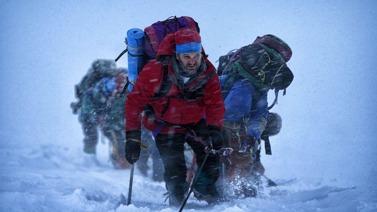 """Кадр з фільму """"Еверест"""""""