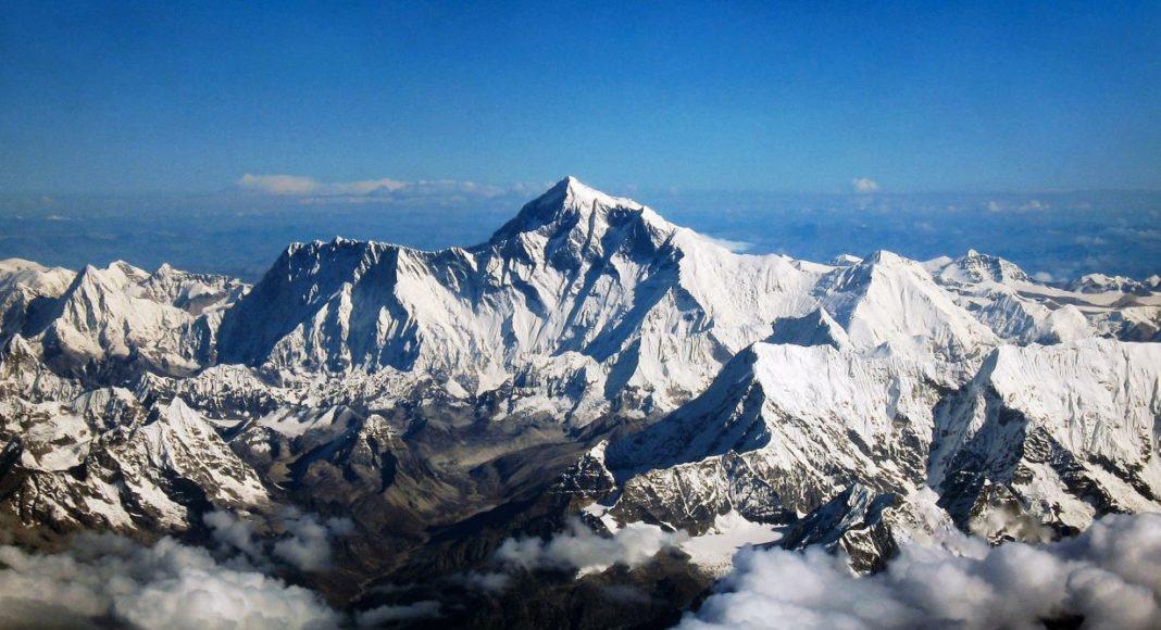 Еверест, Джомолунгма