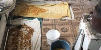 Контрабандний бурштин та ювелірні вироби