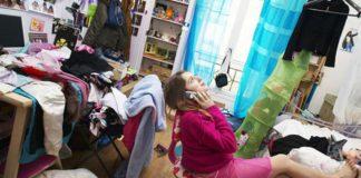 Безлад в домі