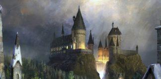 Замок Хогворст
