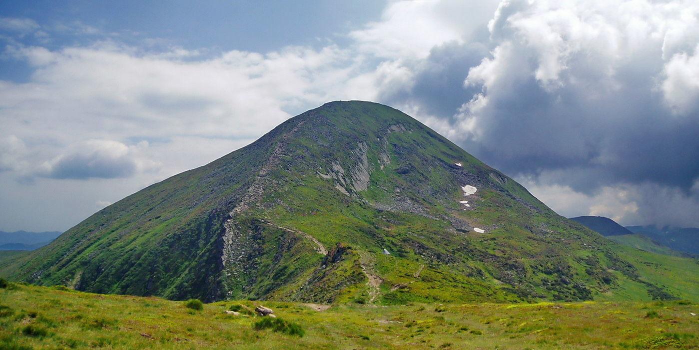 Говерла - найвища гора України
