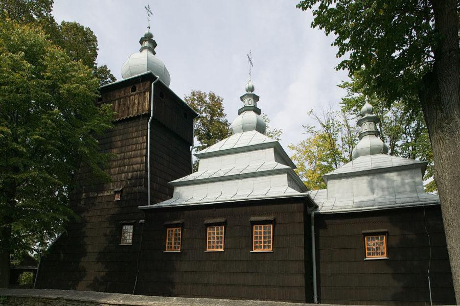 Церква св.Параскеви у Польщі, Перемисько-Варшавська архієпархія, УГКЦ