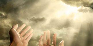 Перший крок - звернення до Бога