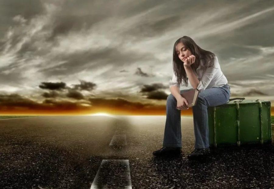 Душевний біль і втеча в себе