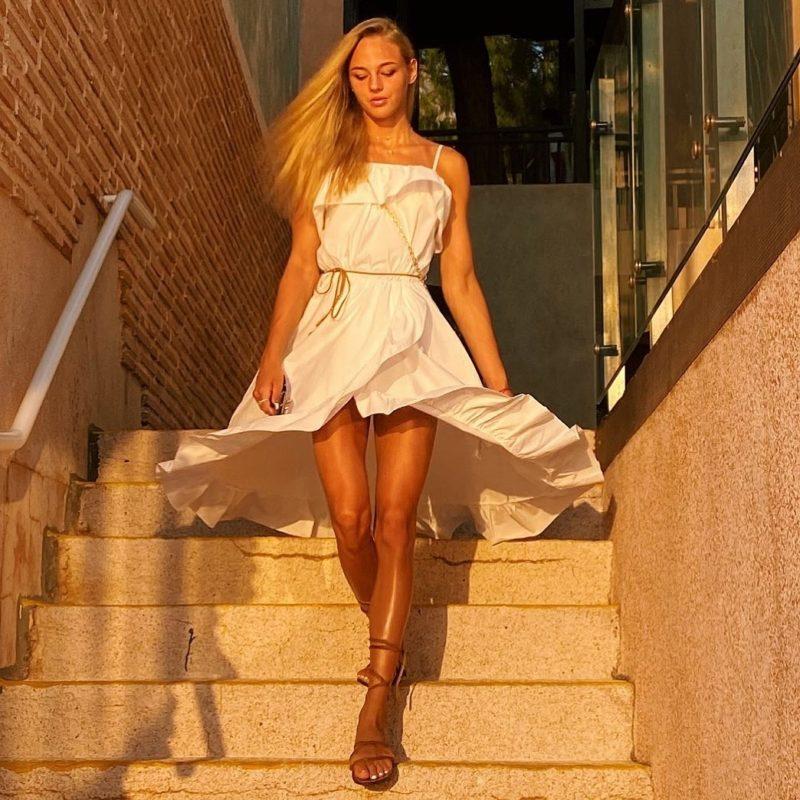 Дарина Білодід уже сьогодні має пропозиції від брендових журналів мод