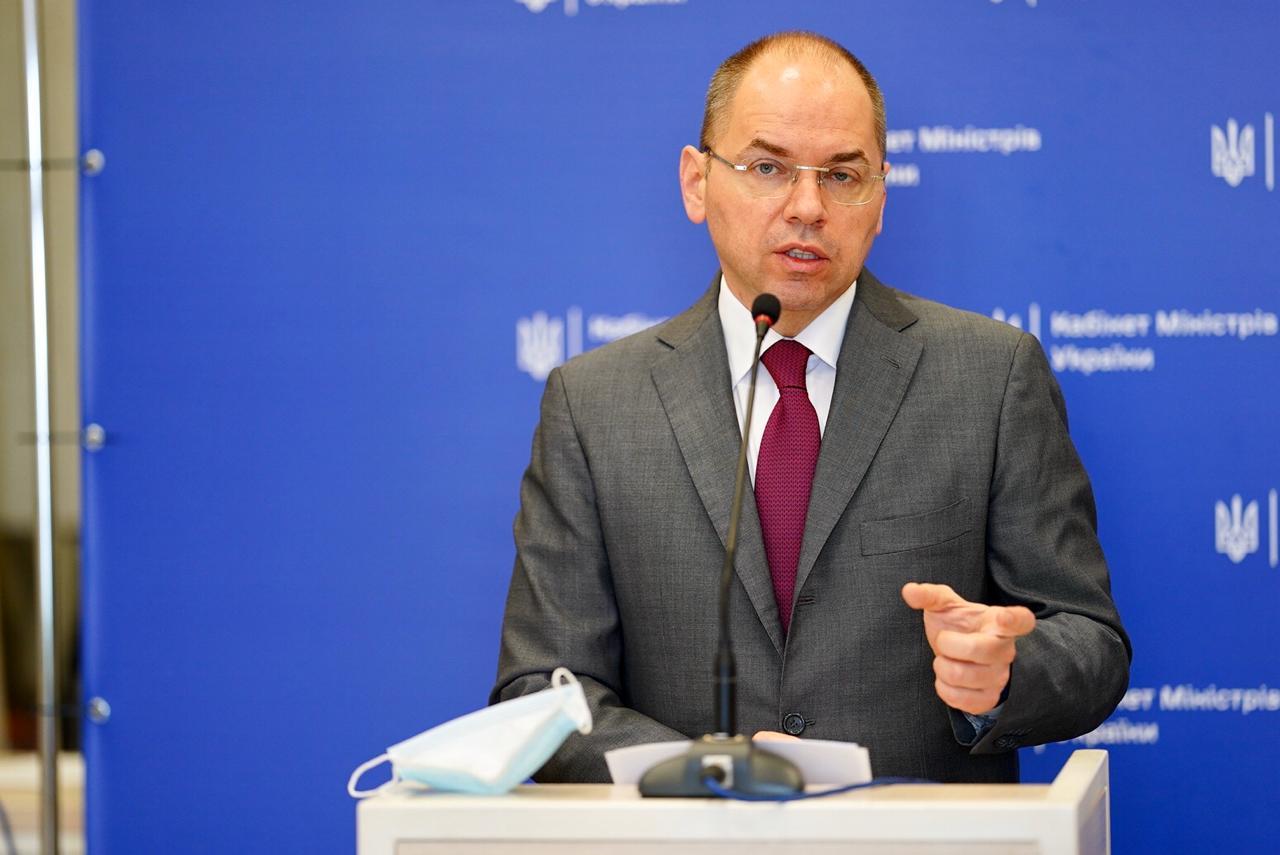 Максим Степанов, міністр