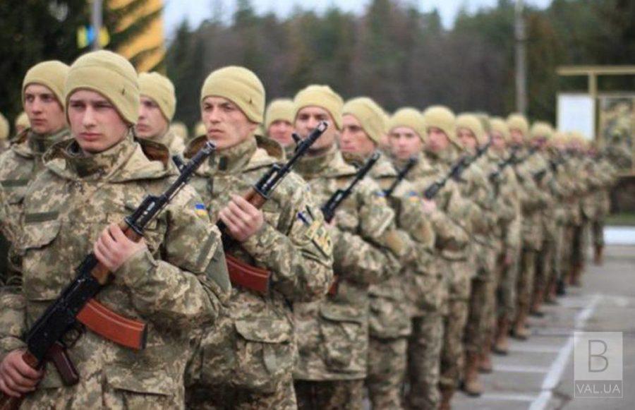 Солдати строкової служби