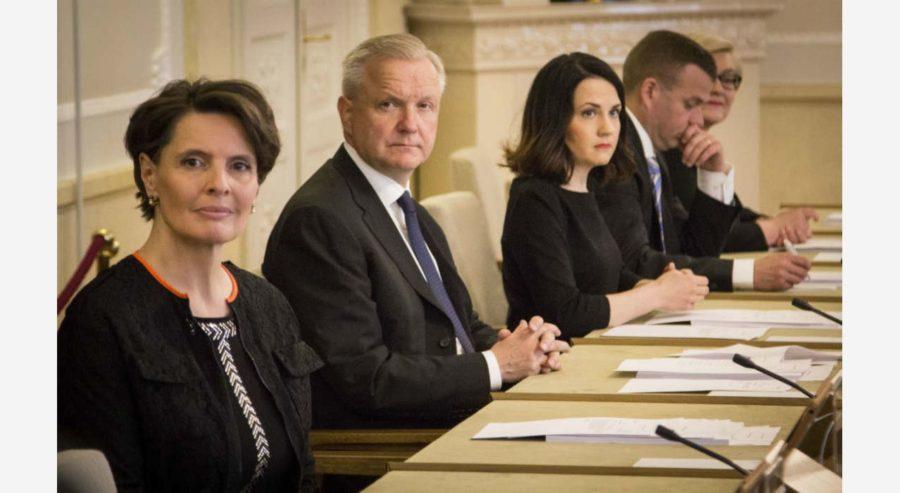 Члени Уряду Фінляндії