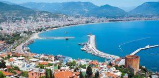 Курорт в Аланії, Турція