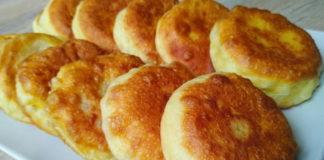 Смажені пиріжки рецепт