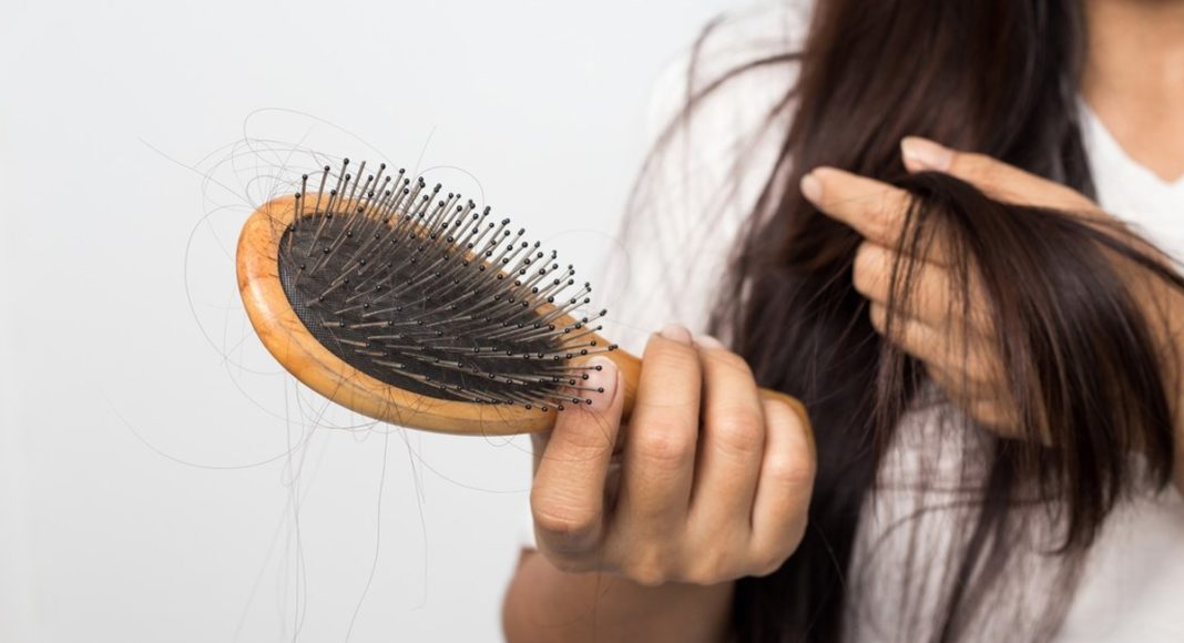 Сезонне випадіння волосся