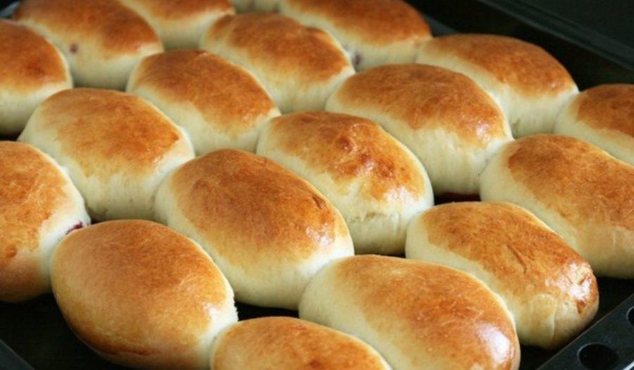 Пиріжки на кефірі з сиром