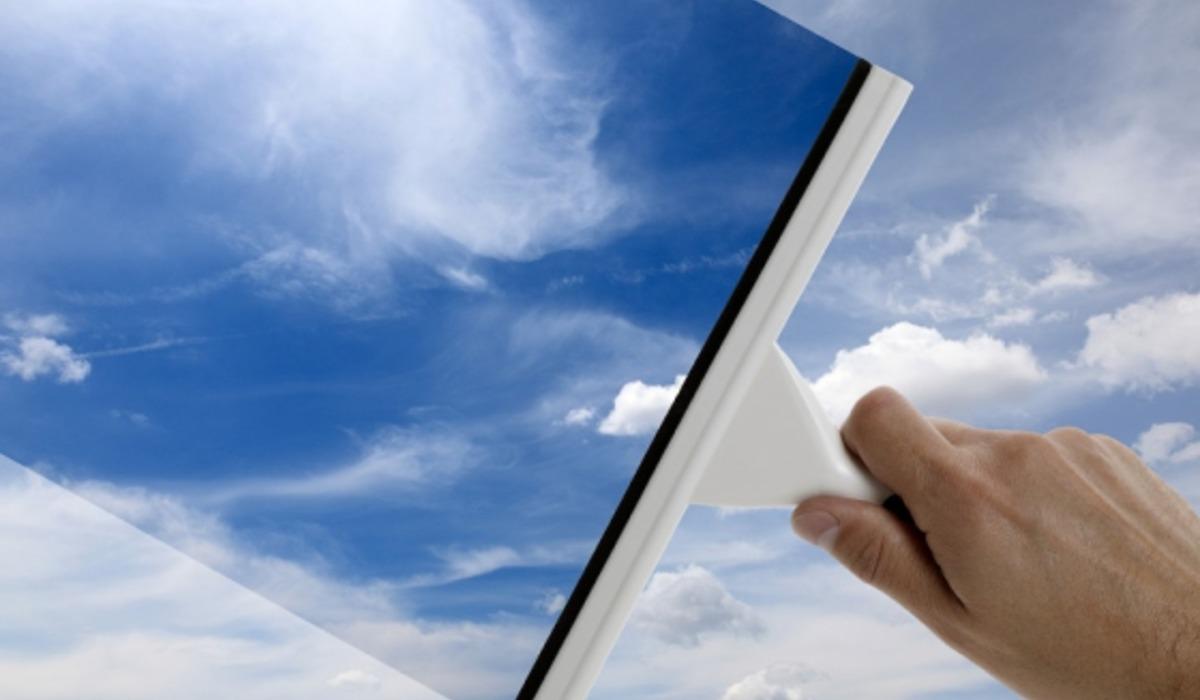Як мити вікна