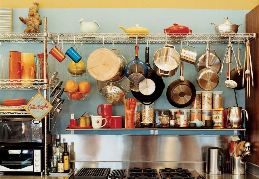 Посуд на кухни
