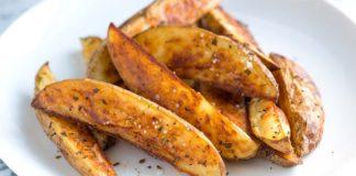 Картопля по-селянські рецепт
