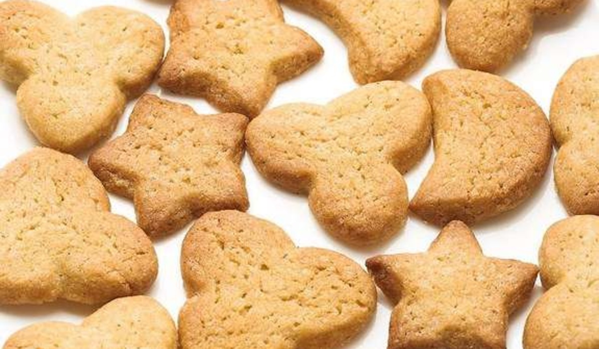 Легке і дешеве печиво