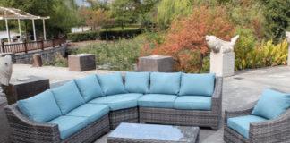 Догляд за садовими меблями