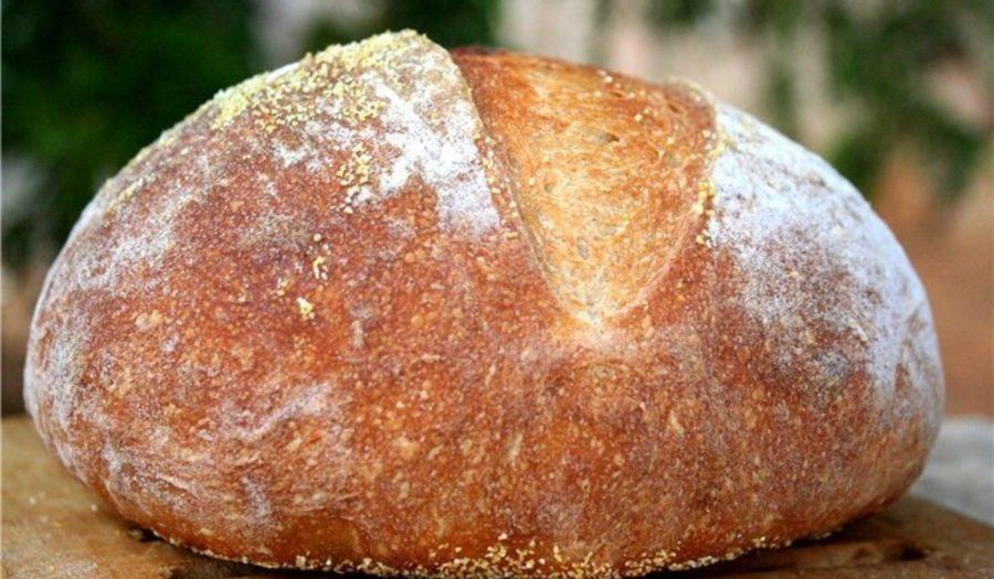 Хліб у духовці