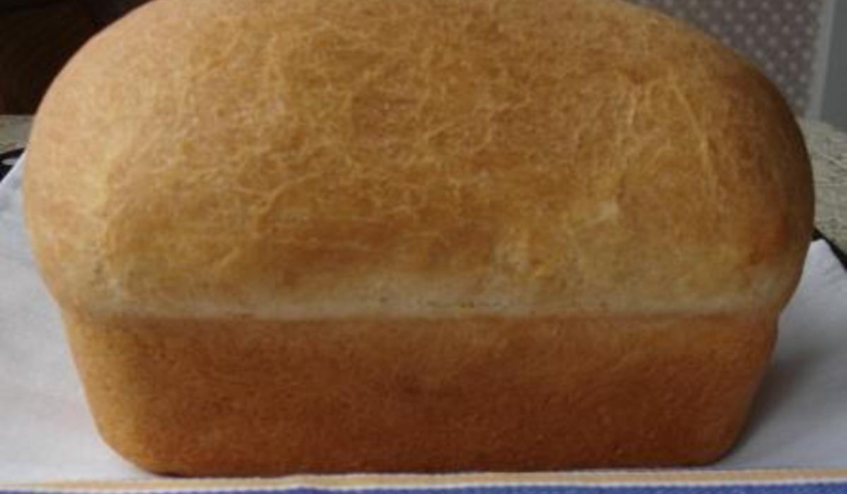 Хліб у духовці рецепт
