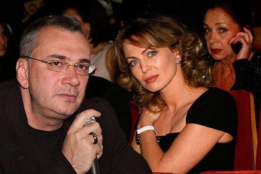 Костянтин Меладзе і Яна Сумм