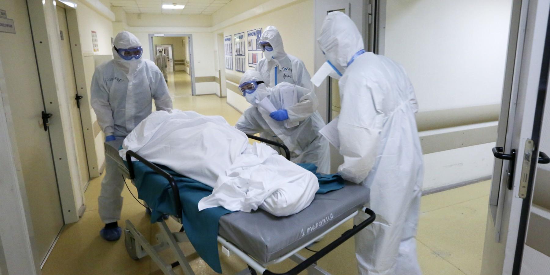 Коронавірус в Росії