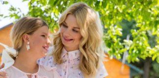 Лідія Таран з донькою Василиною