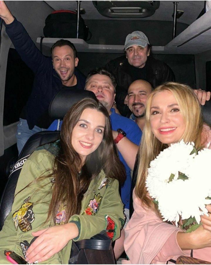 Ольга сумська з колегами