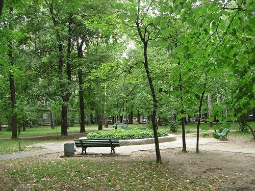 Парк ім. О. О. Богомольця