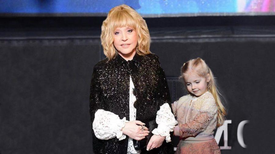 Алла Пугачова з донькою Лізою
