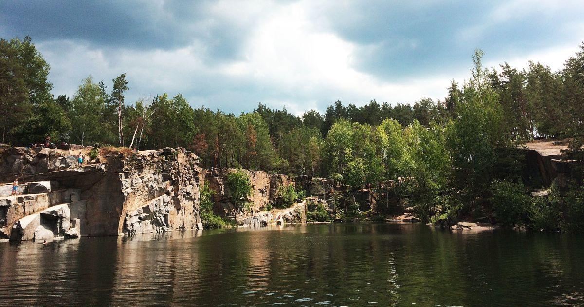 Коростишівський каньйон