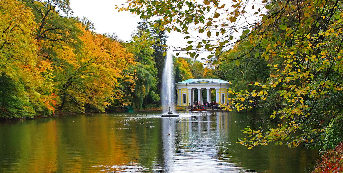 Найкрасивіші парки України