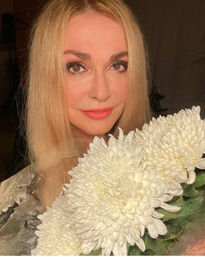 Ольга Сумська після вистави