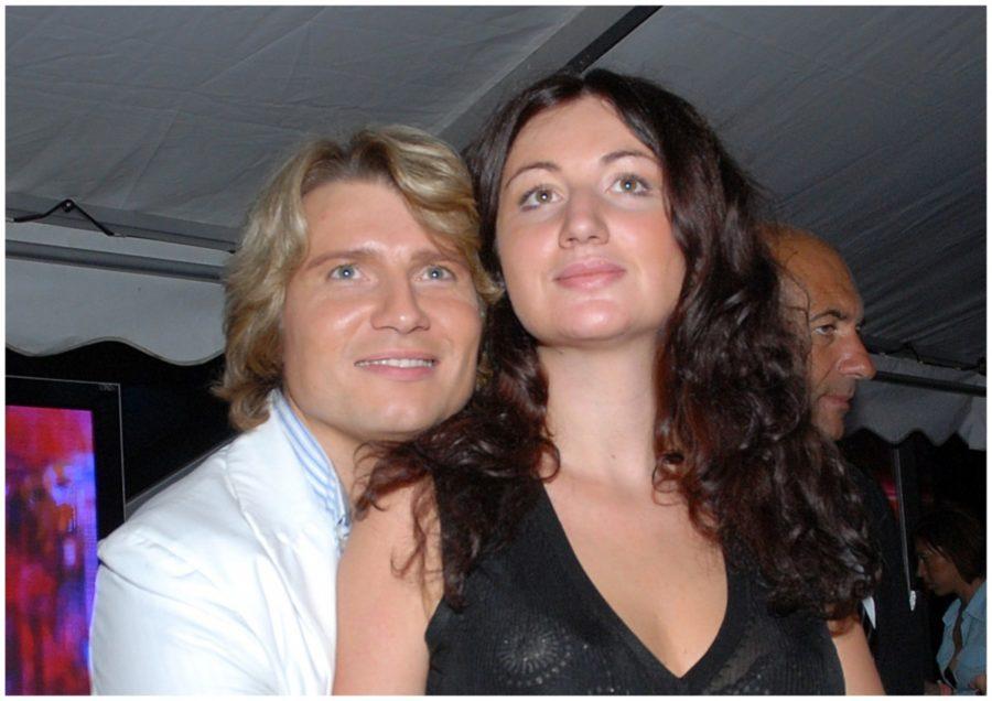 Микола Басков і Світлана Шпігель