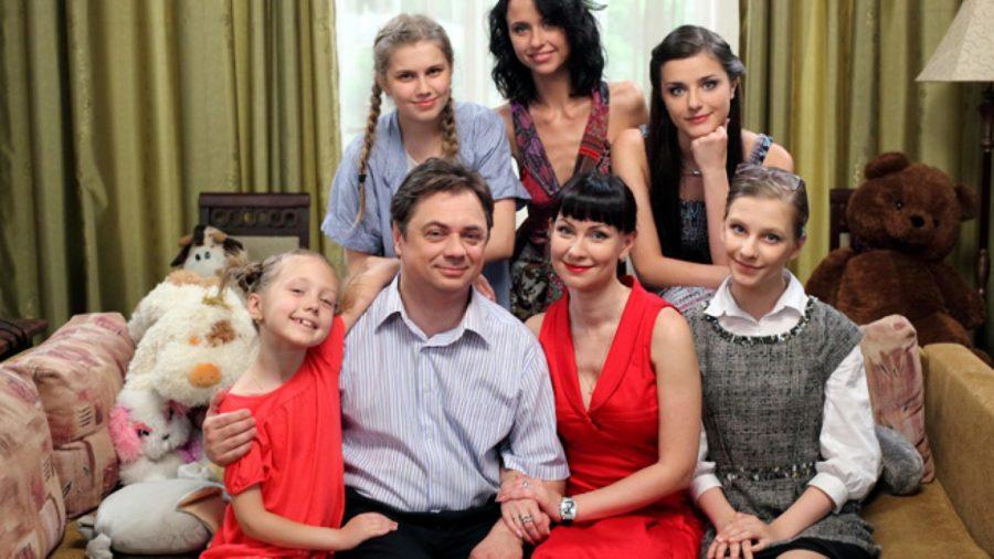 Татусеві доньки