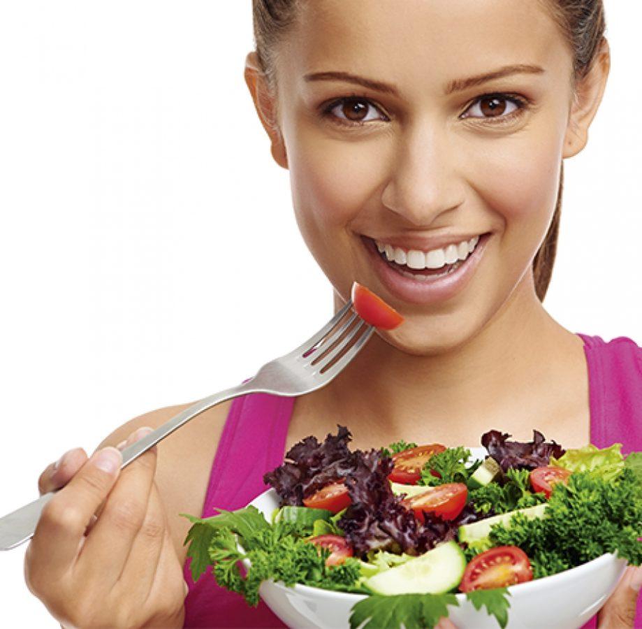 Харчуйтеся здоровою їжею