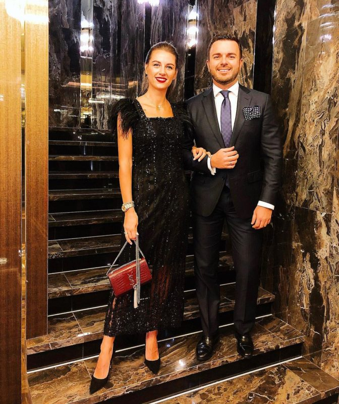 Григорій Решетняк з неймовірною дружиною