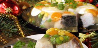 Холодець з риби рецепт