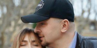 Руслан Євдокименко з донькою