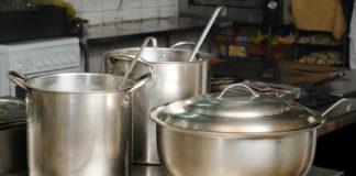 Як очистити кухонний посуд