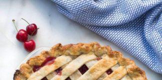 Пісочний пиріг з начинкою