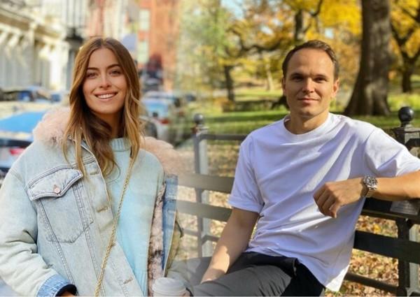 Соня Євдокименко і Денис Жданов