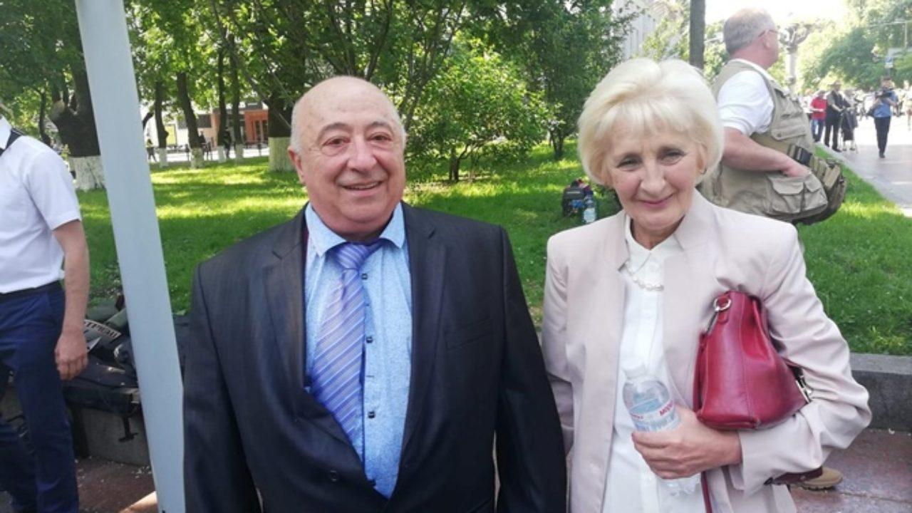 Батьки Володимира Зеленського
