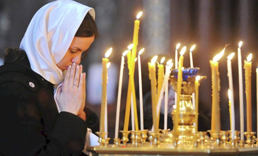 Молитва матері за дитину