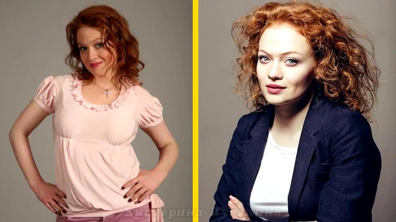 Катерина Дубакіна зіграла роль старшої доньки Шаталіна маші