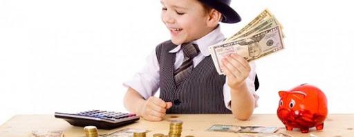 Діти і гроші