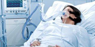 Хворий на COVID-19
