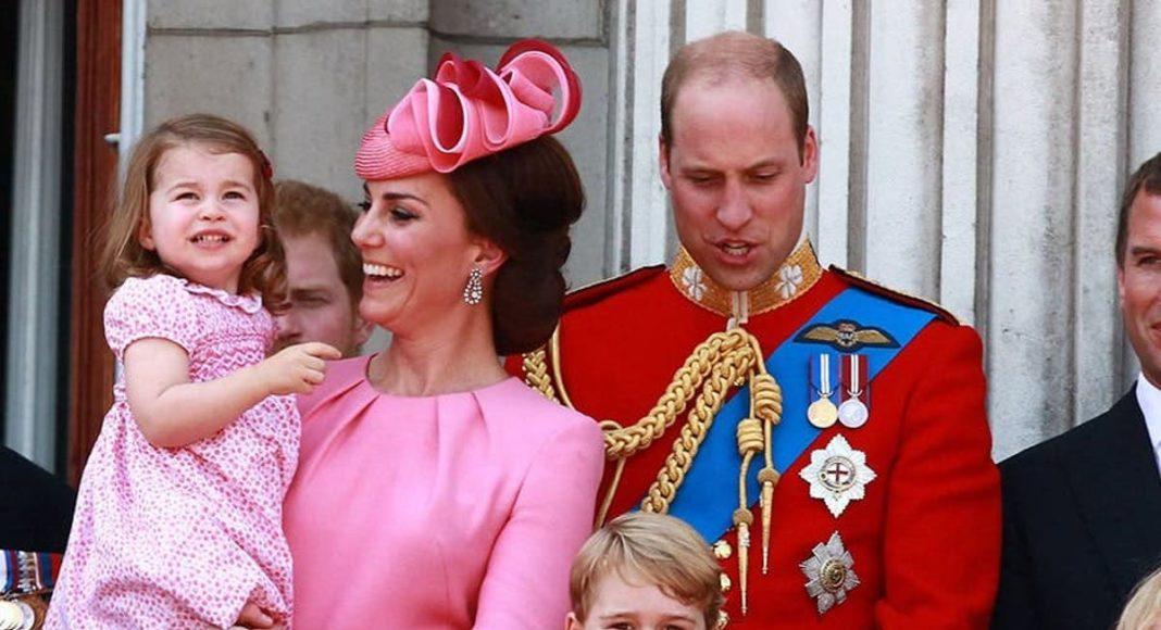 Кейт Міддлтон, принц Вільям та діти
